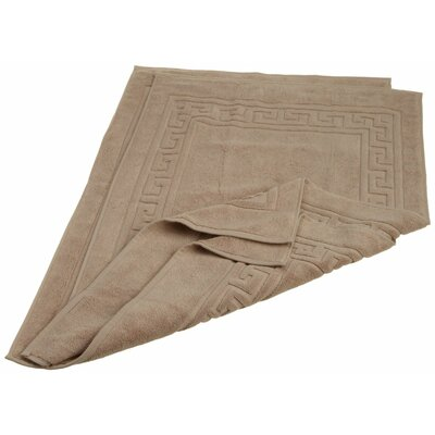Superior Bath Rug Set Color: Taupe