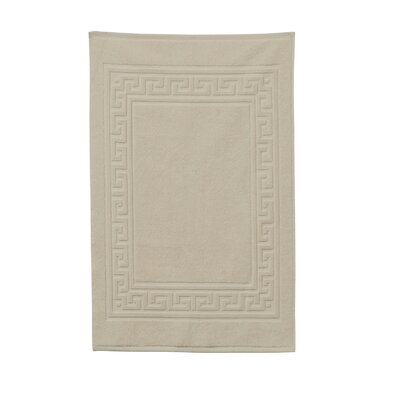 Superior Bath Rug Set Color: Ivory