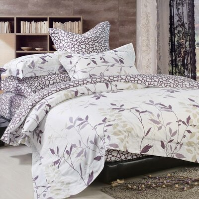 Toledo 220 Thread Count Queen Sheet Set