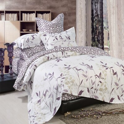 Toledo 3 Piece Duvet Cover Set Size: Twin