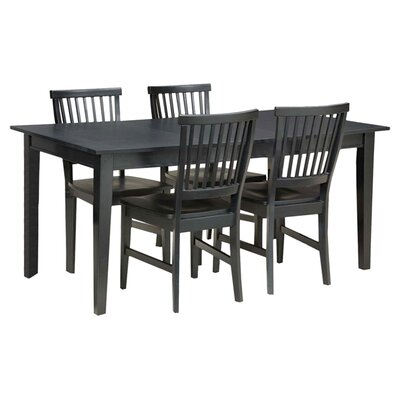 Alcott Hill Lakeview 5 Piece Dining Set