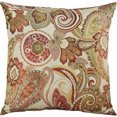 Gladden Square Throw Pillow Size: 18 x 18