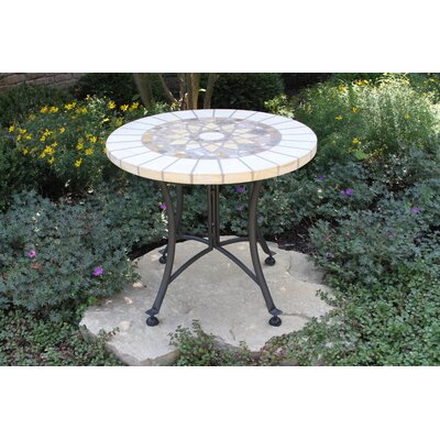Addison Marble Patio Table