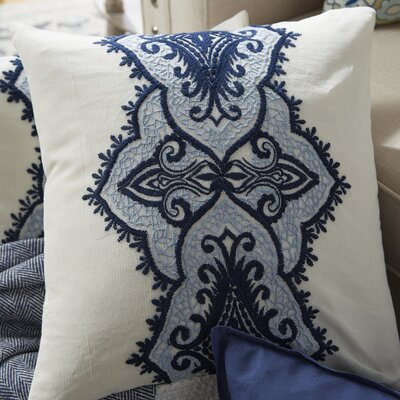Bellefontaine Cotton/Net Throw Pillow