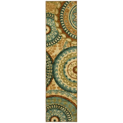Rushville Beige Area Rug