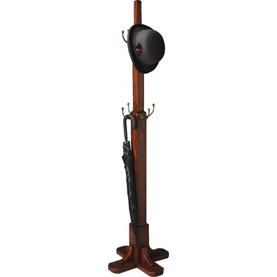 Webster Costumer Coat Rack