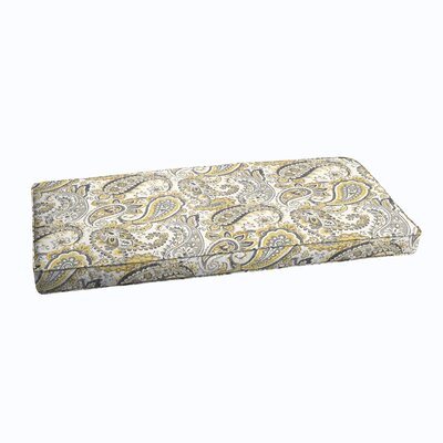 Outdoor Bench Cushion Size: 48 x 19