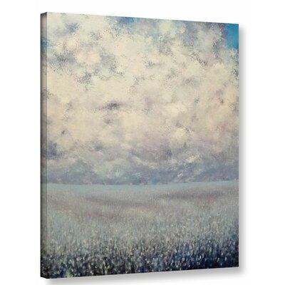 Amaranthine Painting Print on Wrapped Canvas