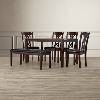 Provo 6 Piece Dining Set