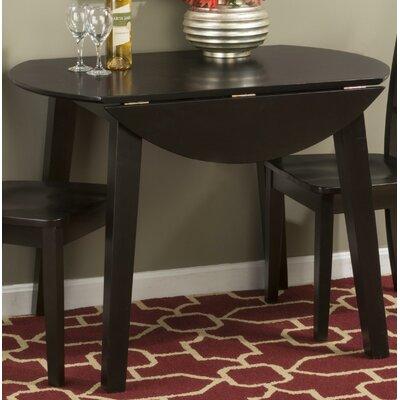 Antrim Drop Leaf Dining Table Color: Espresso