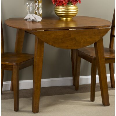 Antrim Drop Leaf Dining Table Color: Caramel