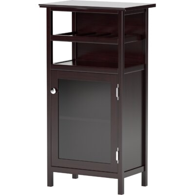 Alta 8 Bottle Floor Wine Cabinet