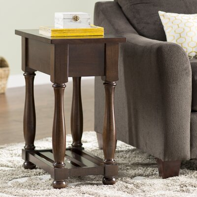 Mannox Chairside Table