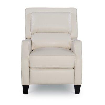 Bansom Recliner Upholstery: Harmony Ivory