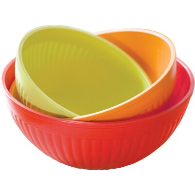 Pickering 3 Piece Prep and Serve Mixing Bowl Set ALCT6558 31184516