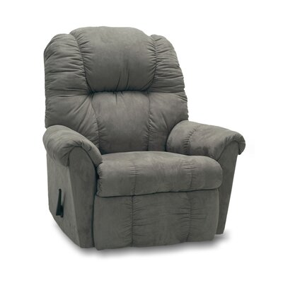 Shawnee Manual Rocker Recliner Upholstery: Sage