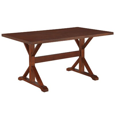 Maelynn Dining Table Finish Chestnut