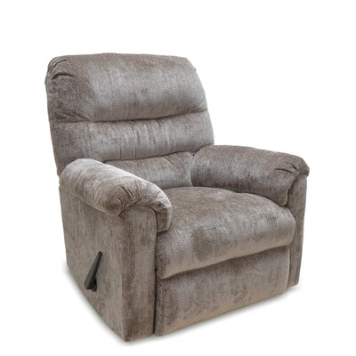 Tennant Manual Rocker Recliner Color: Flax