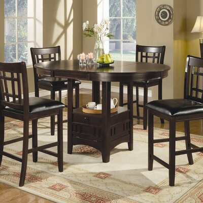 Norwalk Counter Height Extendable Dining Table