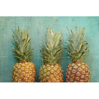 Tropical Photographic Print on Wrapped Canvas