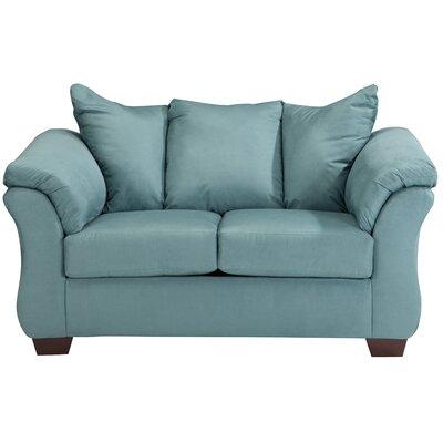 Alcott Hill ALCT3245 30234371 Huntsville Loveseat Upholstery