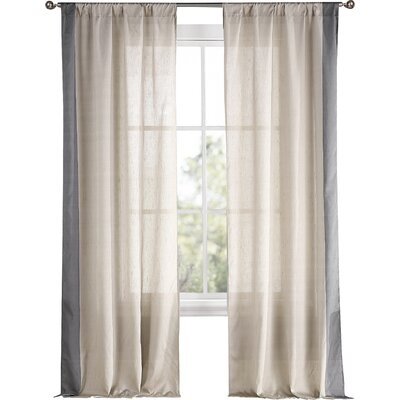 Alcott Hill Oliver Curtain Panels