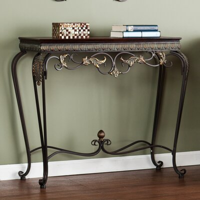 Byrd 4 Piece Console Table Set