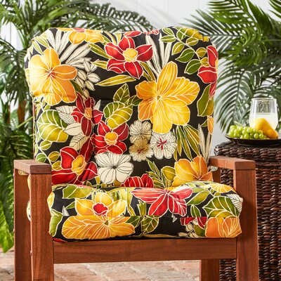 Abby Patio Lounger Cushion
