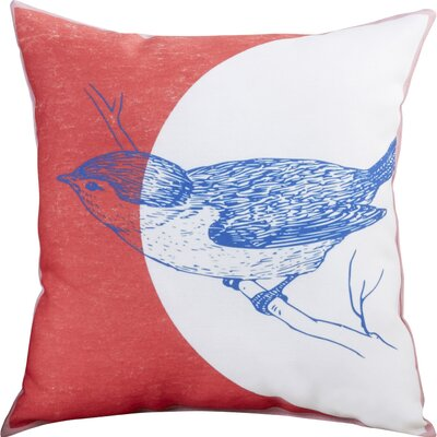 Ikonolexi Garden City Throw Pillow
