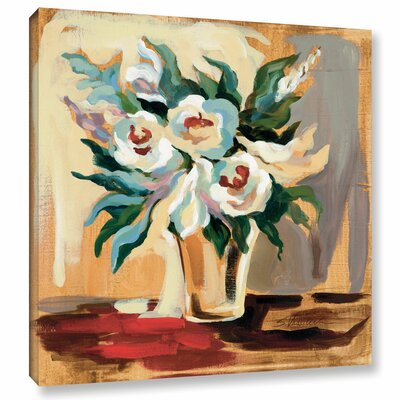 Expressive Mood I Framed Painting Print on Wrapped Canvas