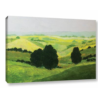 It Grows on Tree Painting Print on Wrapped Canvas Size: 12