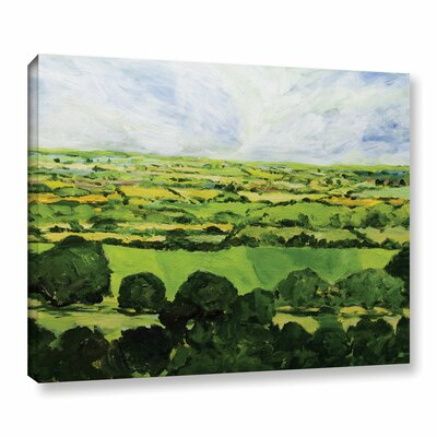 Kensworth Framed Painting Print on Wrapped Canvas
