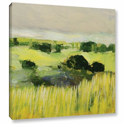 Southhampton Framed Painting Print on Wrapped Canvas Size: 10