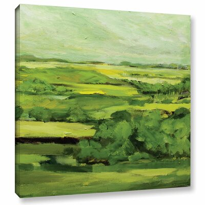 Stow on The World Framed Painting Print on Wrapped Canvas