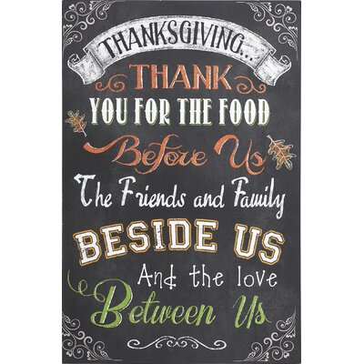 Thanksgiving Word Picture