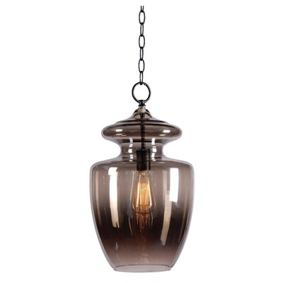 Alcott Hill Greenmont 1 Light Pendant