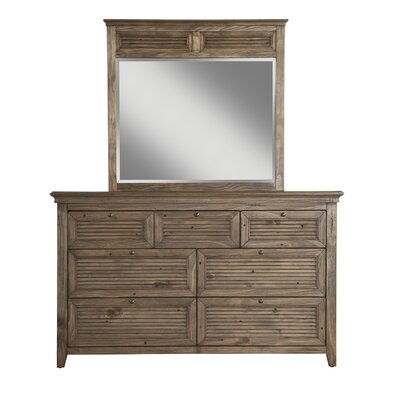 Pomfret 7 Drawer Dresser