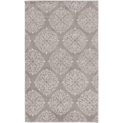 Reese Stone Rug Rug Size: Rectangle 33 x 53