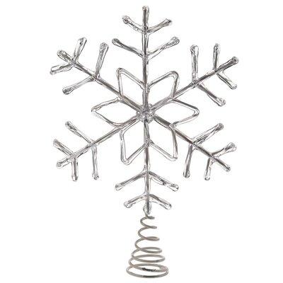 Alcott Hill Snowflake Tree Topper