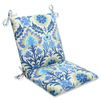 Rockhill Outdoor Chair Cushion Fabric: Azure
