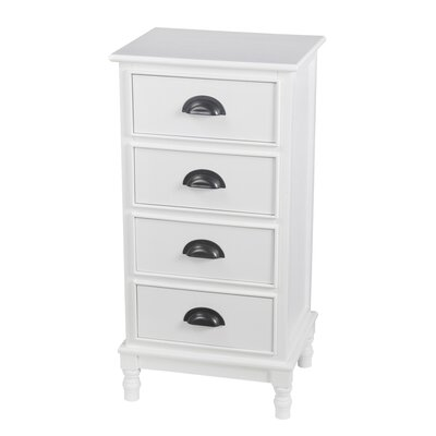 Oreland 4 Drawer Storage Unit