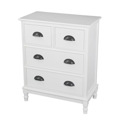 Orviston 4 Drawer Storage Unit