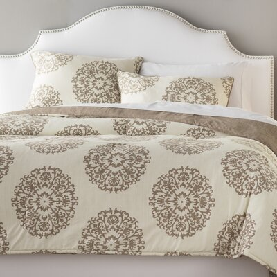 Staverton 4 Piece Comforter Set Size: King
