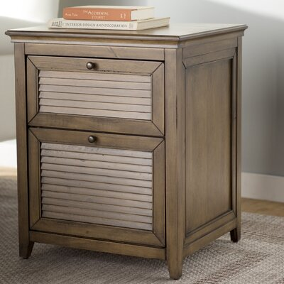 Pomfret 2 Drawer Nightstand