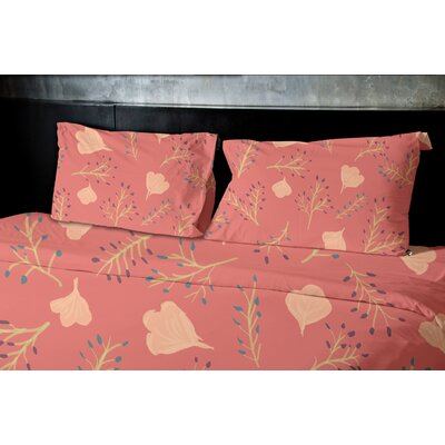 Orchard Lane Spring Blooms Floral Duvet Cover