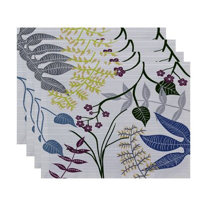 Orchard Lane Botanical Floral Placemat