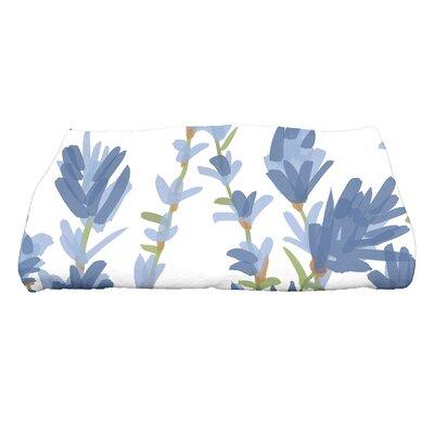 Orchard Lane Bath Towel Color: Blue
