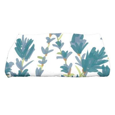 Orchard Lane Bath Towel Color: Teal