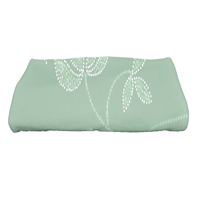 Orchard Lane Traditional Flower Bath Towel