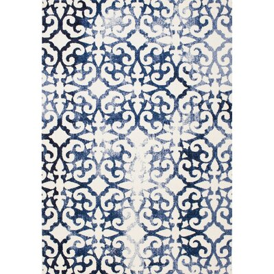 Northampton Light Blue Area Rug Rug Size: 8' x 10'
